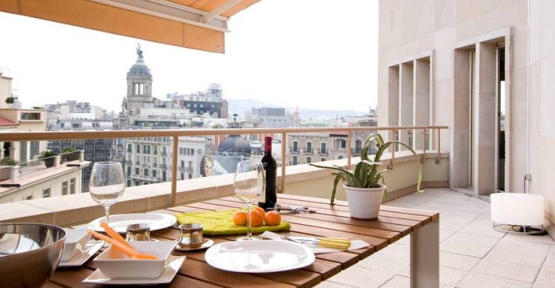 location appartement 0 barcelone