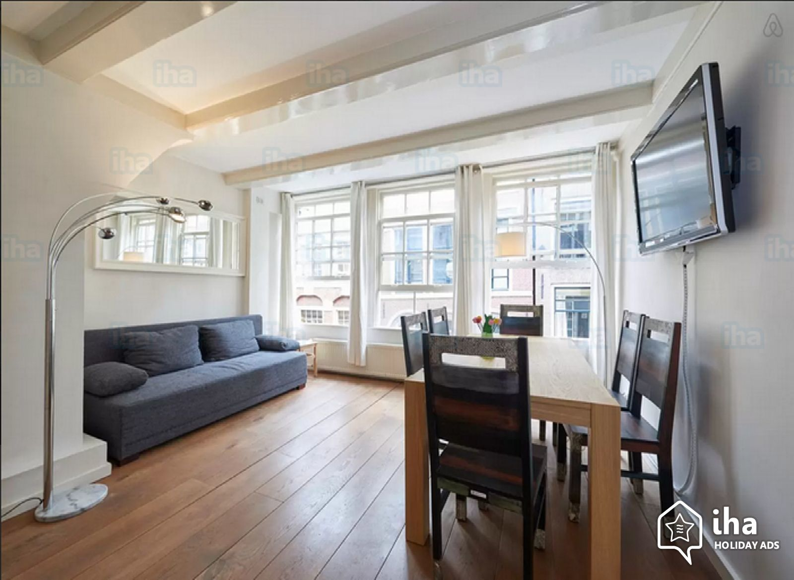 location appartement 6 personnes amsterdam