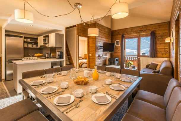 location appartement 6 personnes val thorens