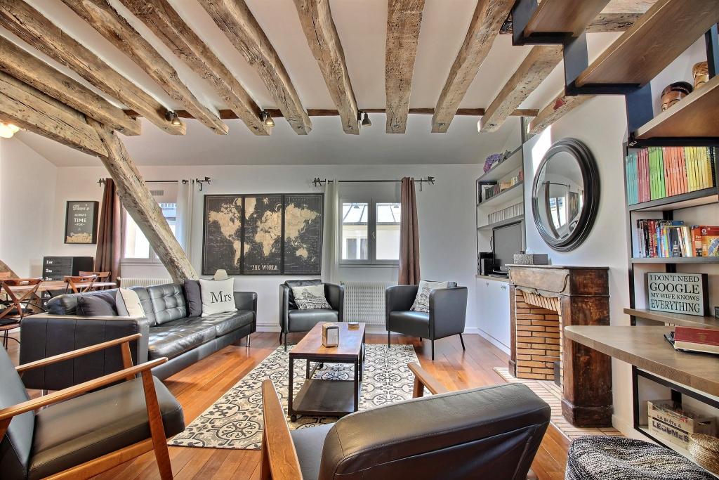 location appartement 7 personnes paris