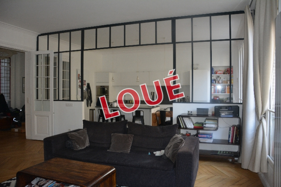 location appartement 75017