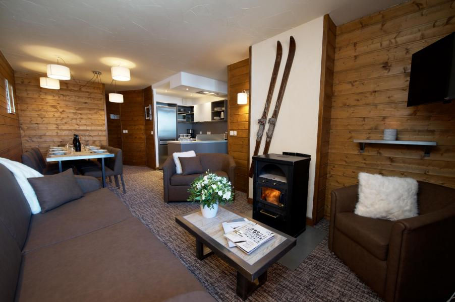 location appartement 8 personnes val thorens