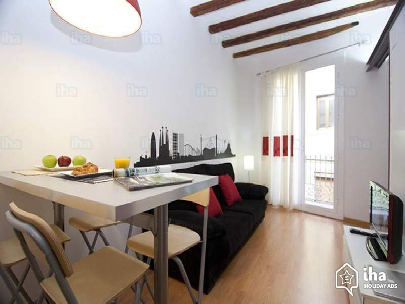 location appartement 9 personnes barcelone