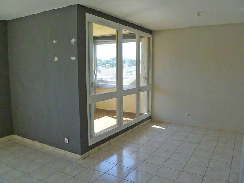 location appartement aubagne