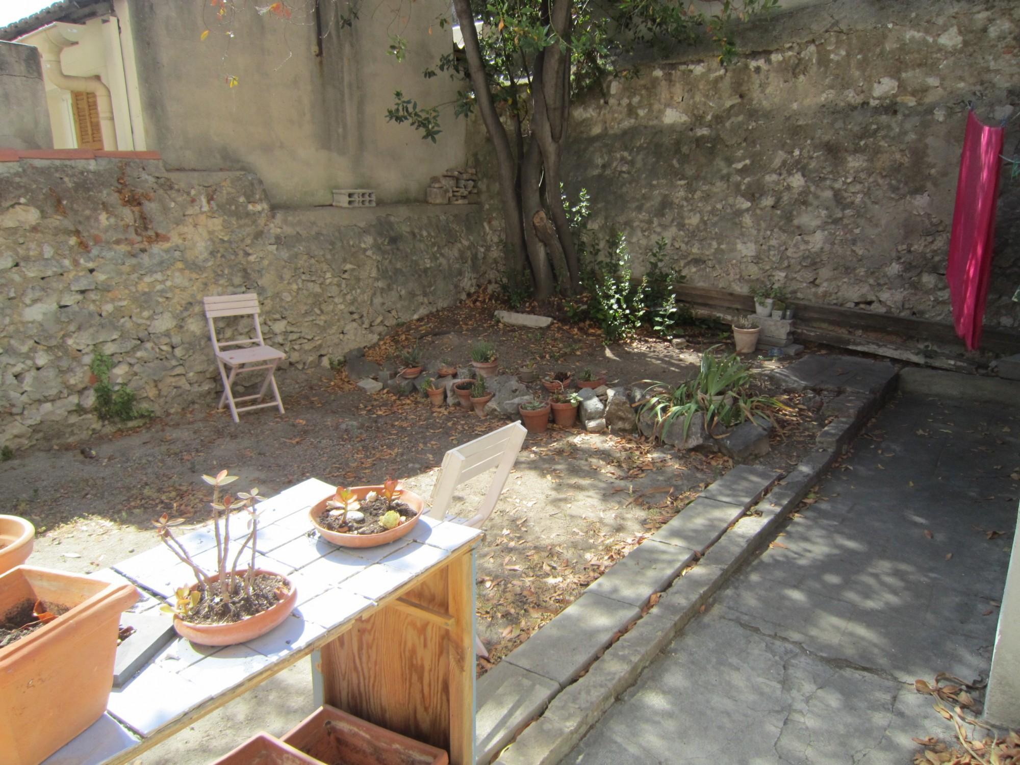 Jardin Marseille Avec Location Appartement 3L5jqAR4