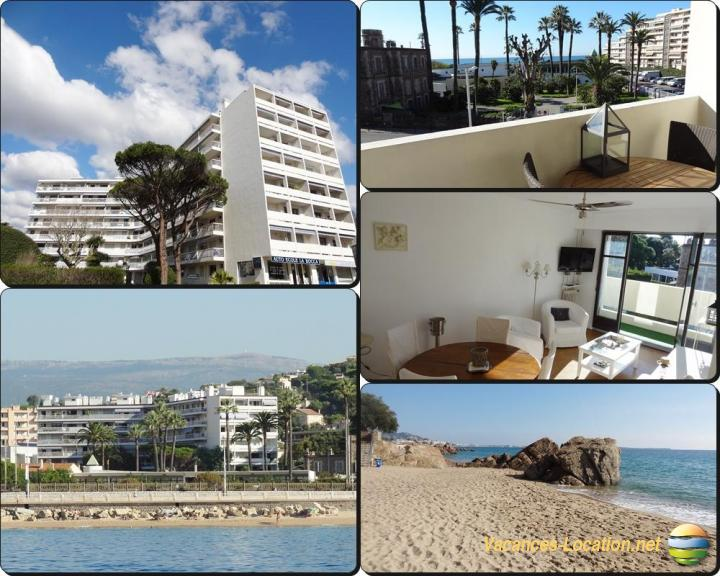 location appartement cannes la bocca