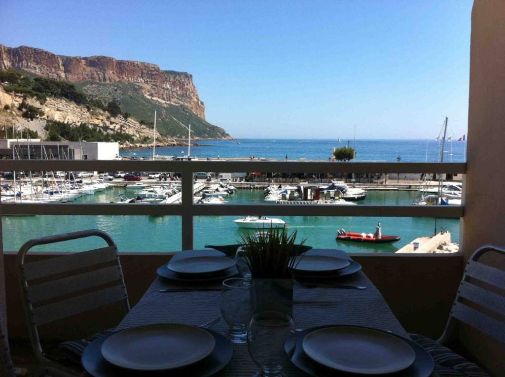 location appartement cassis