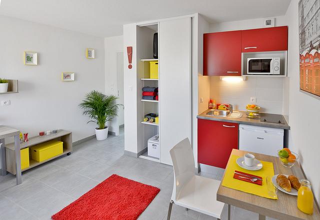 location appartement etudiant