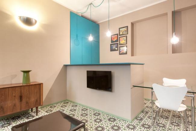 location appartement italie
