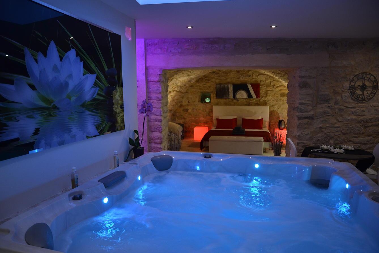 Location appartement jacuzzi marseille - Maison d hote en alsace avec piscine ...