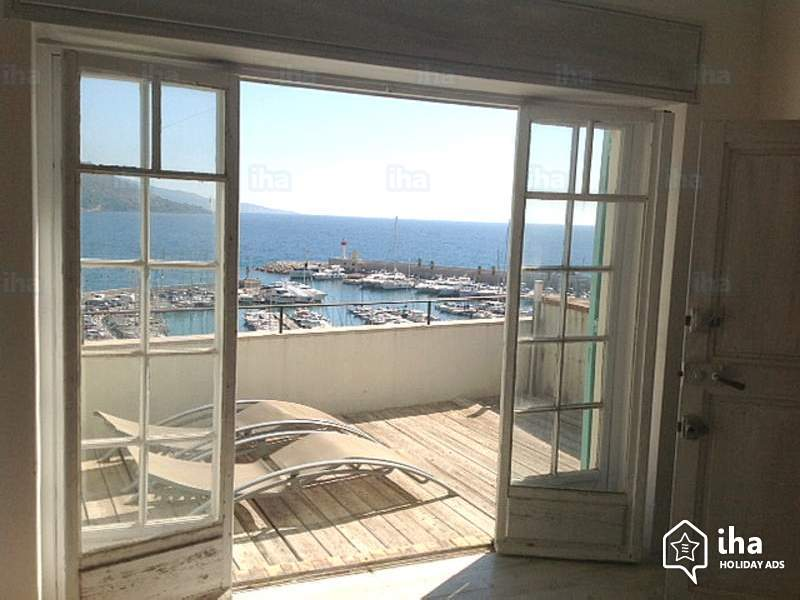 location appartement menton