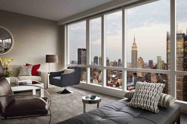 location appartement new york