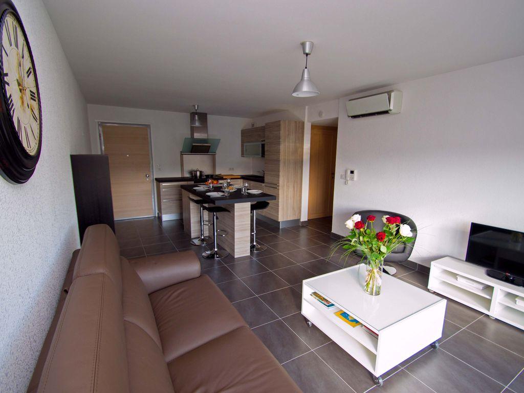 location appartement porto vecchio