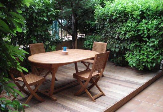 location appartement rez de jardin