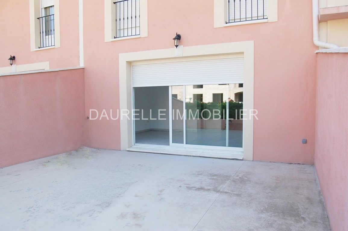 location appartement rognonas