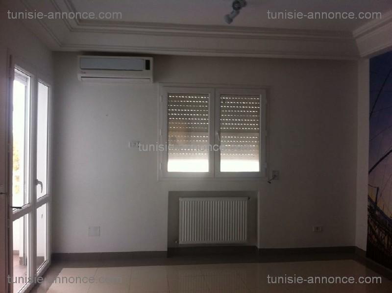 location appartement s+2 ezzahra