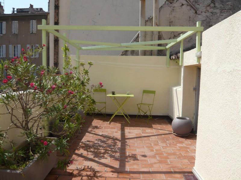 location appartement terrasse marseille