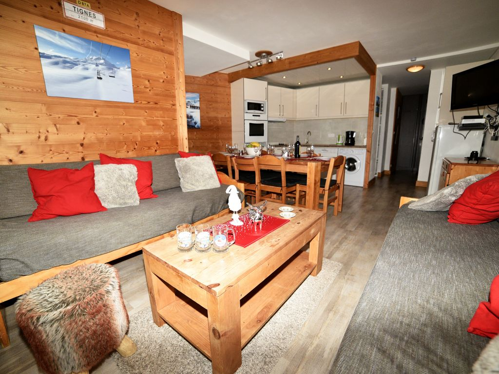 location appartement tignes val claret