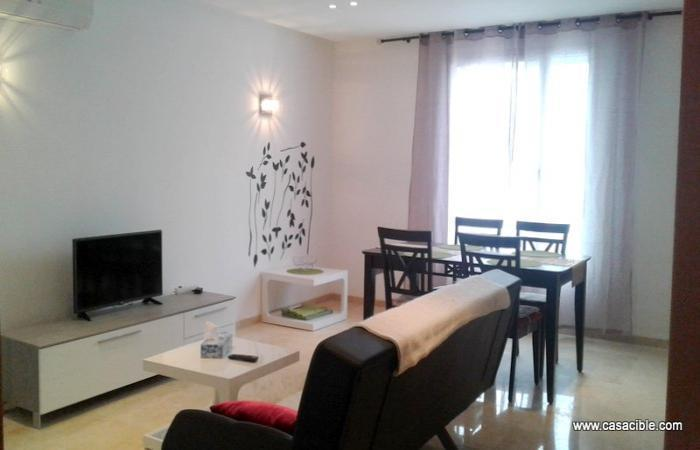 location appartement un mois casablanca