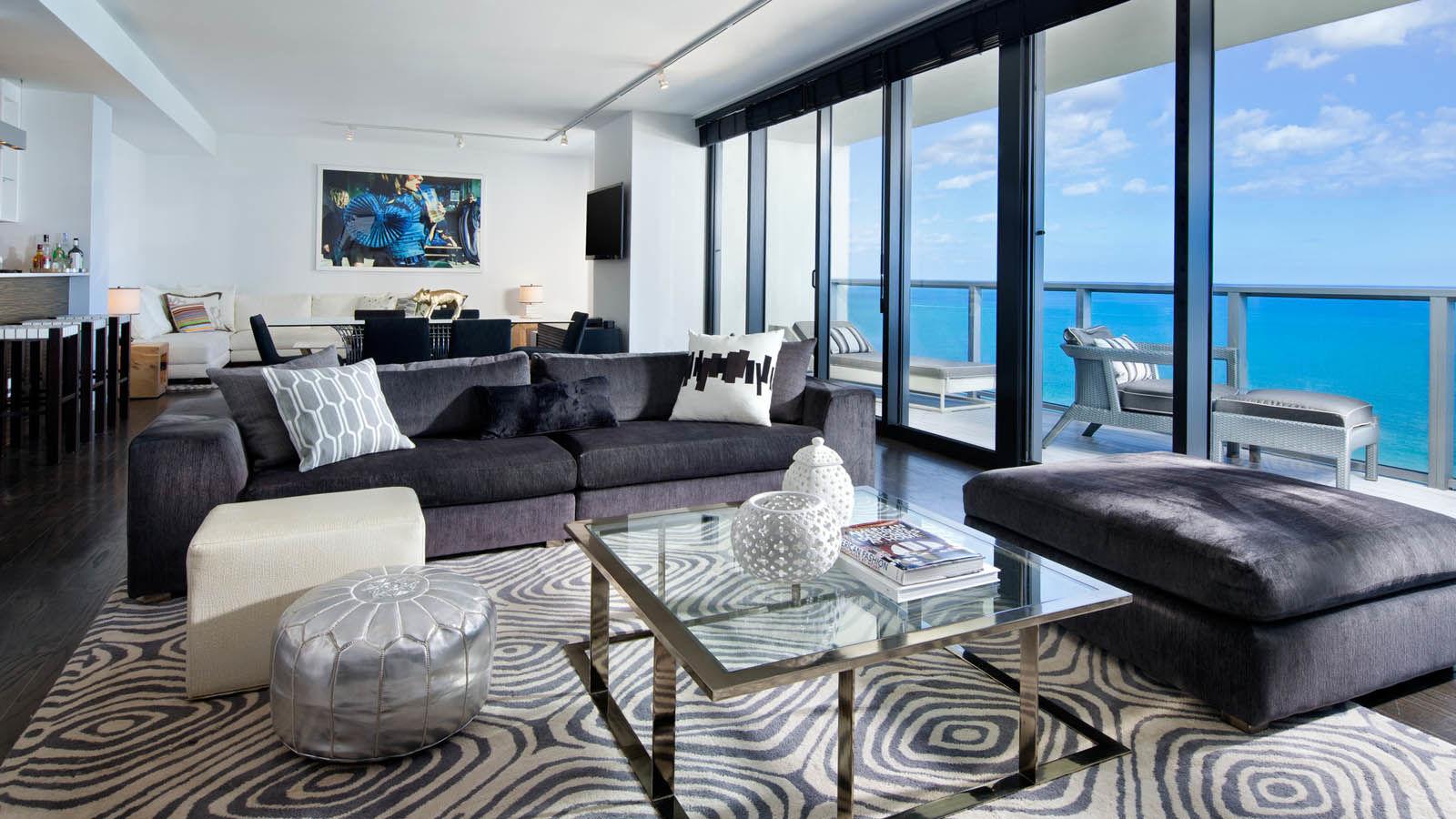 location appartement w miami