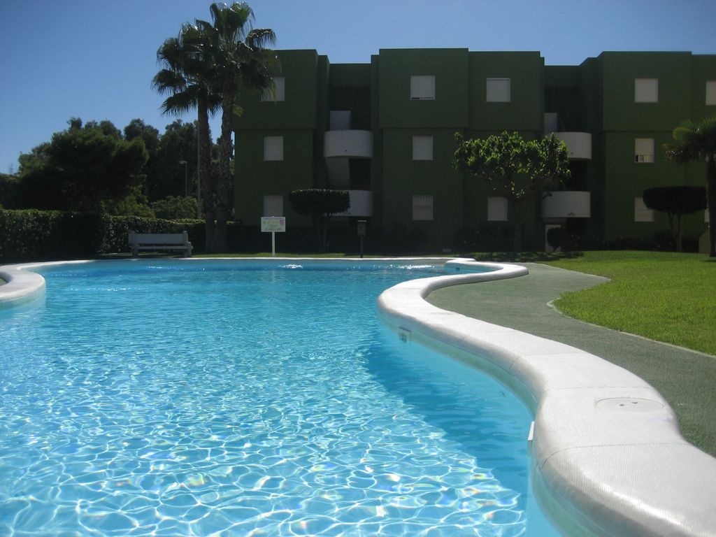 location appartement xeraco playa