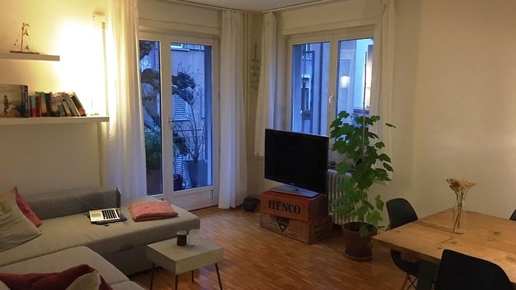 location appartement zurich centre