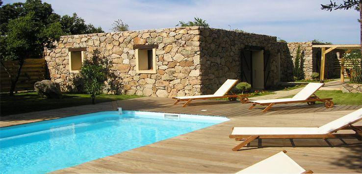 Location maison 1 semaine en corse - Location villa avec piscine en corse ...