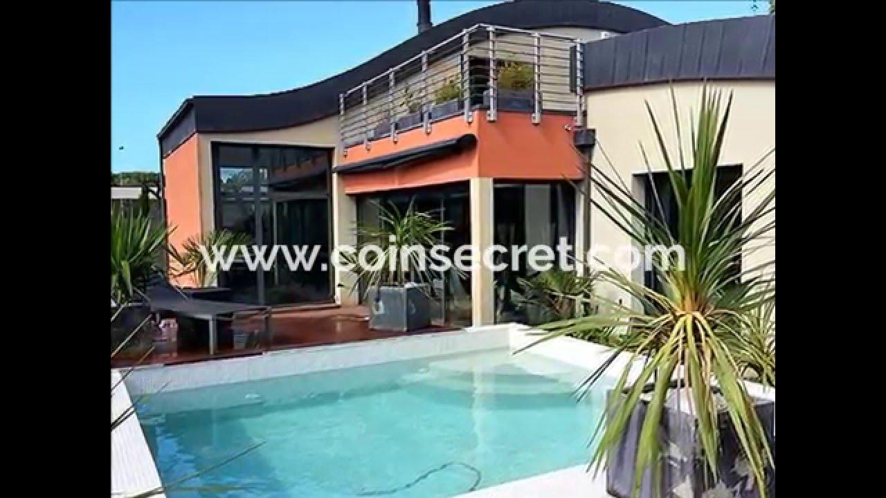 location maison 5 personnes avec piscine