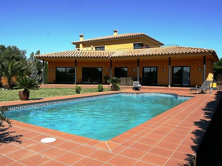Location maison 6 chambres espagne - Villa a louer en espagne avec piscine ...