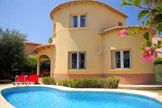 Location maison 6 chambres espagne - Villa piscine privee ...