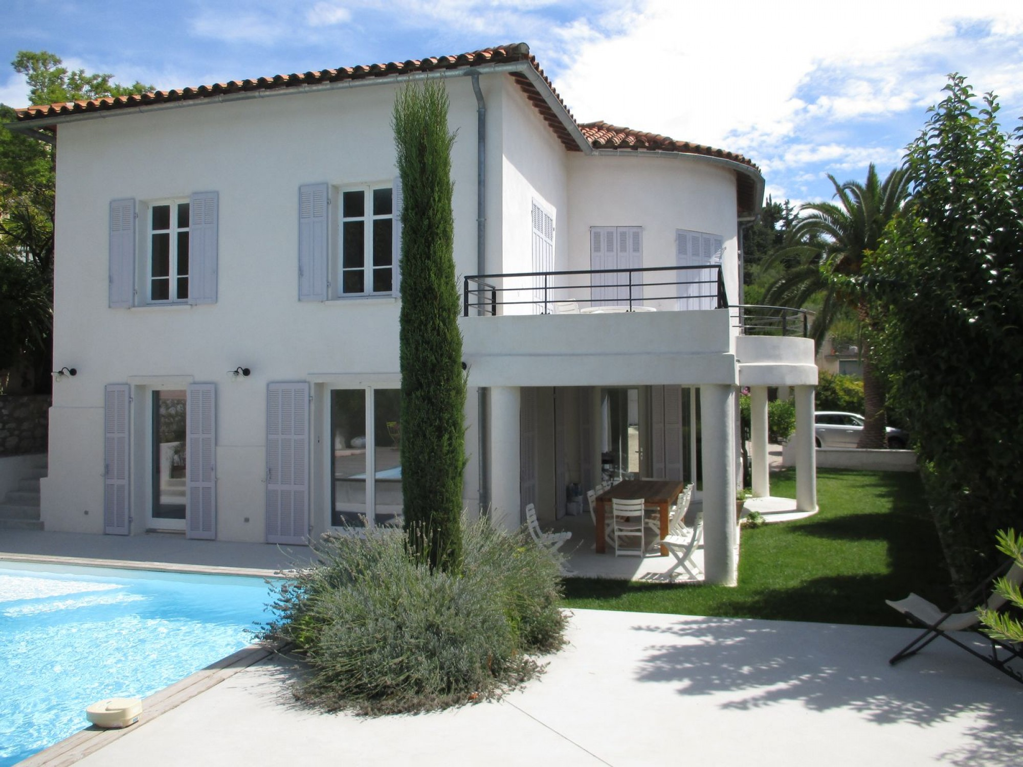 location maison 6 chambres piscine