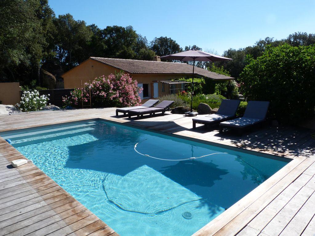 Location maison 6 personnes porto vecchio - Location maison piscine porto vecchio ...