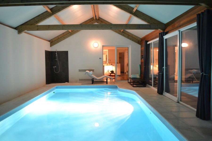 Location maison 8 personnes bretagne - Construire une piscine interieure ...