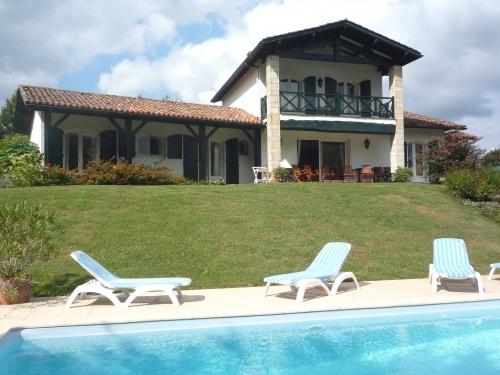 location maison 8 personnes pays basque