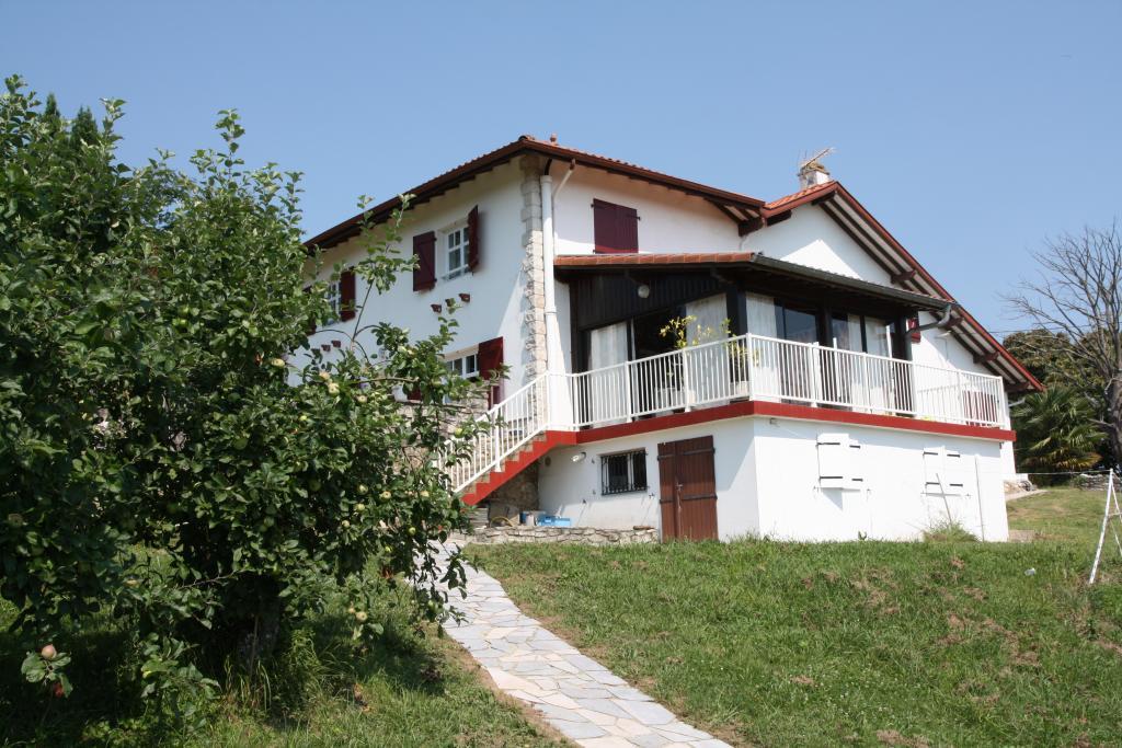 location maison 9 personnes pays basque