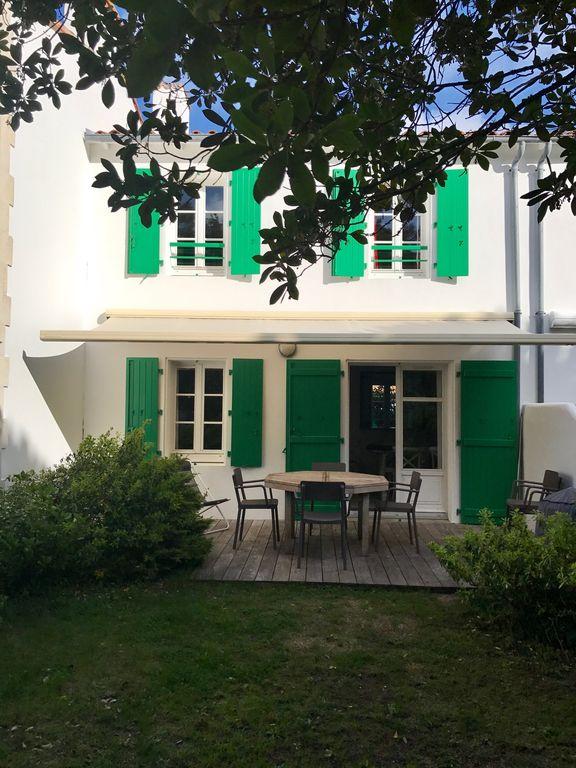 Location Maison A L Annee