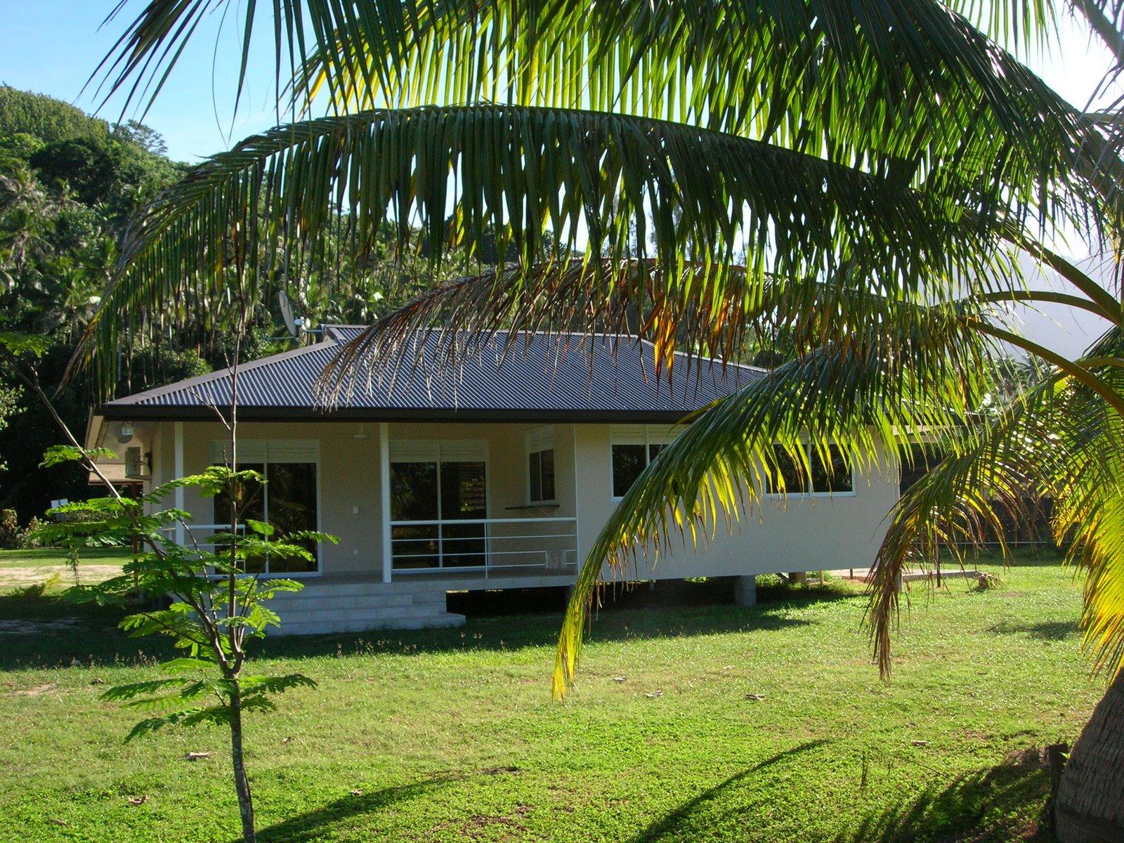 location maison a tahiti