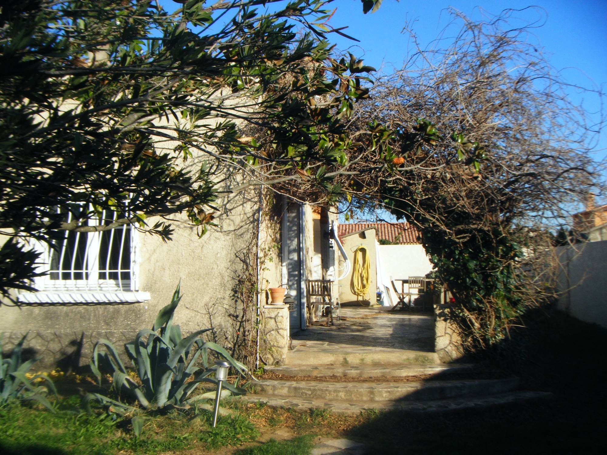 location maison caphan