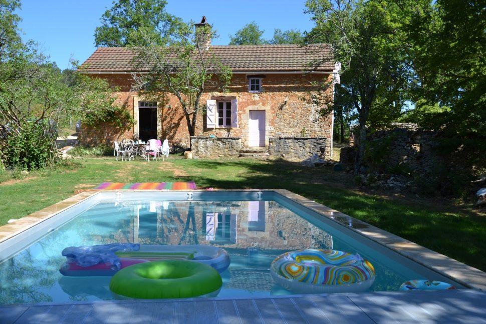 location maison ete 2018 avec piscine