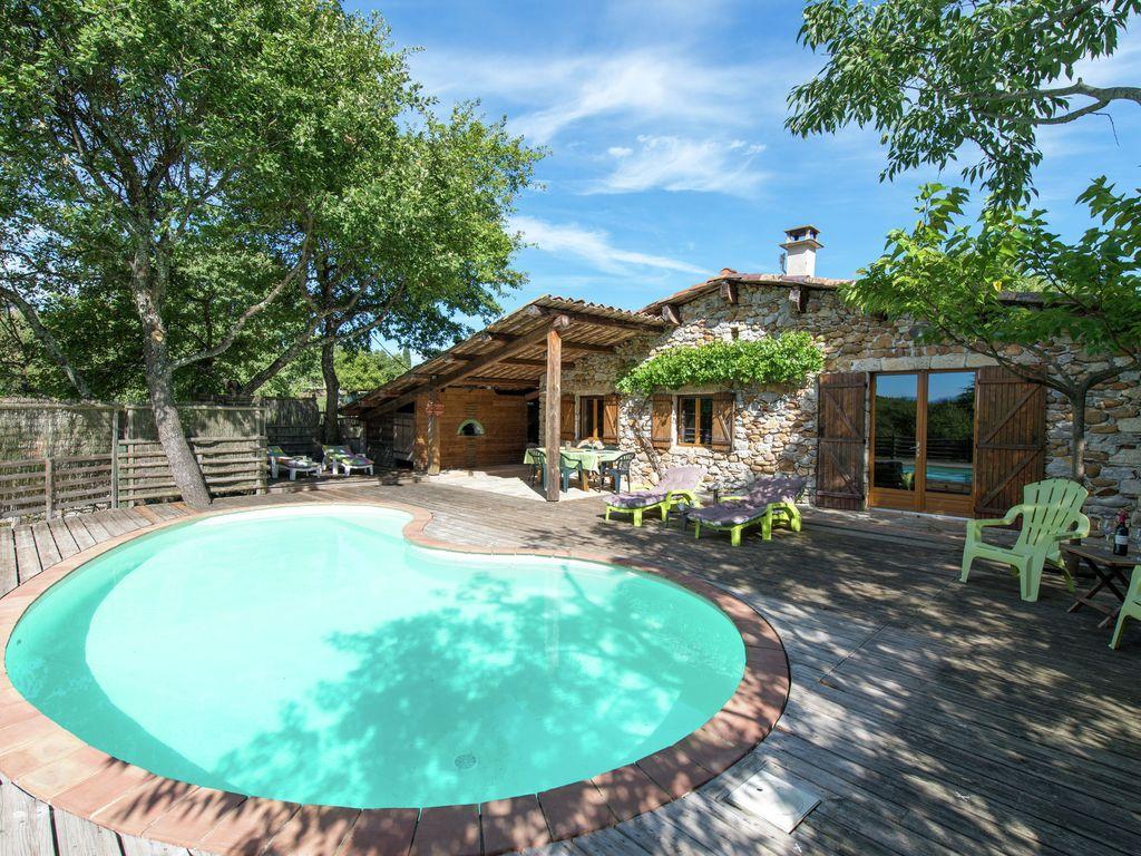 Location maison ete avec piscine - Maison location espagne avec piscine ...