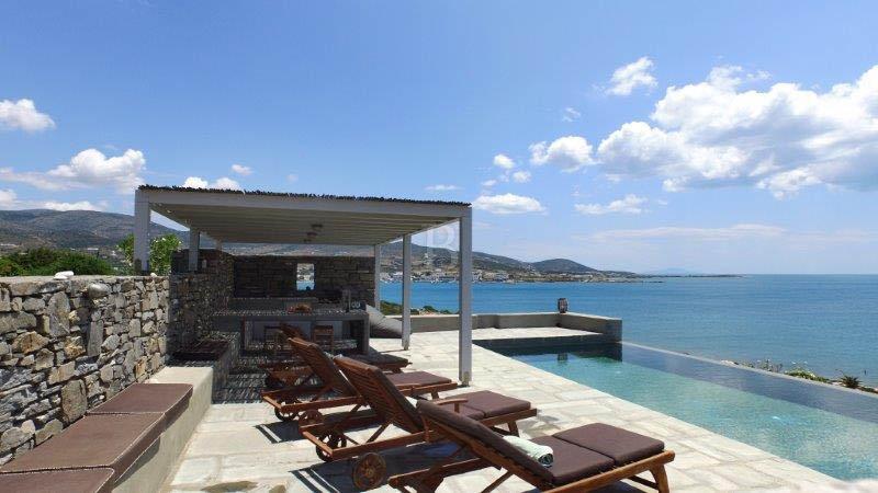 location maison iles grecques