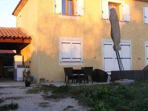 location maison meyreuil