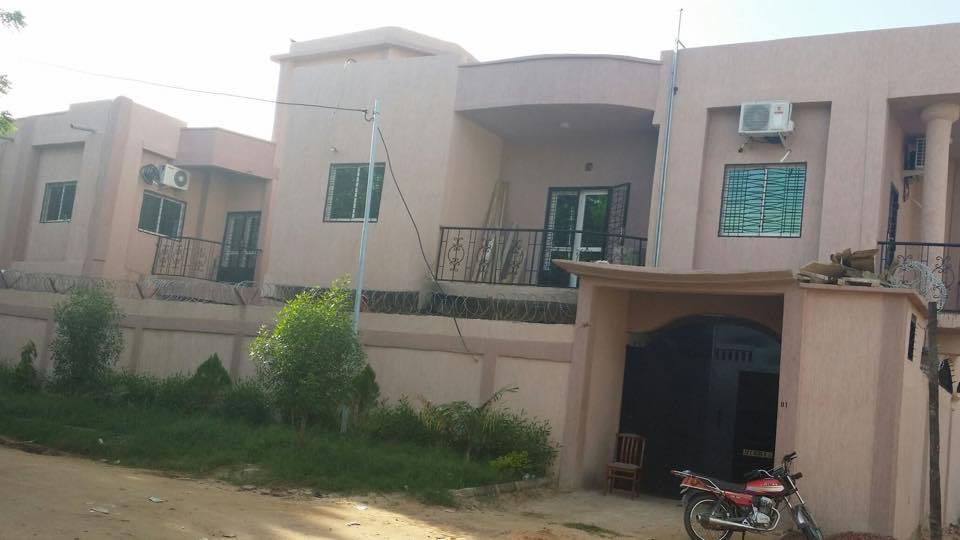 location maison n'djamena tchad