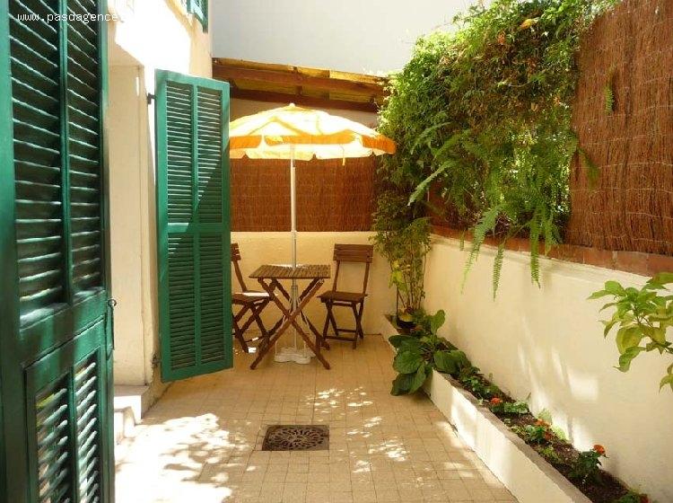 location maison particulier 06 jardin terrasse