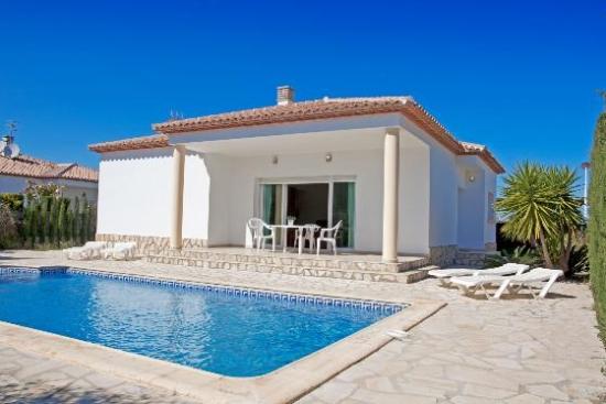 Maison Piscine Espagne