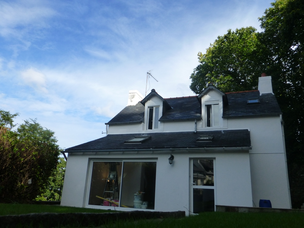 location maison quimper
