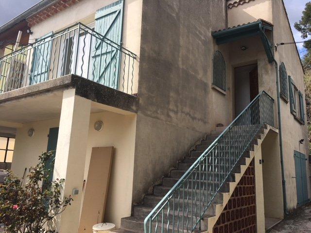 location maison roquevaire lascours