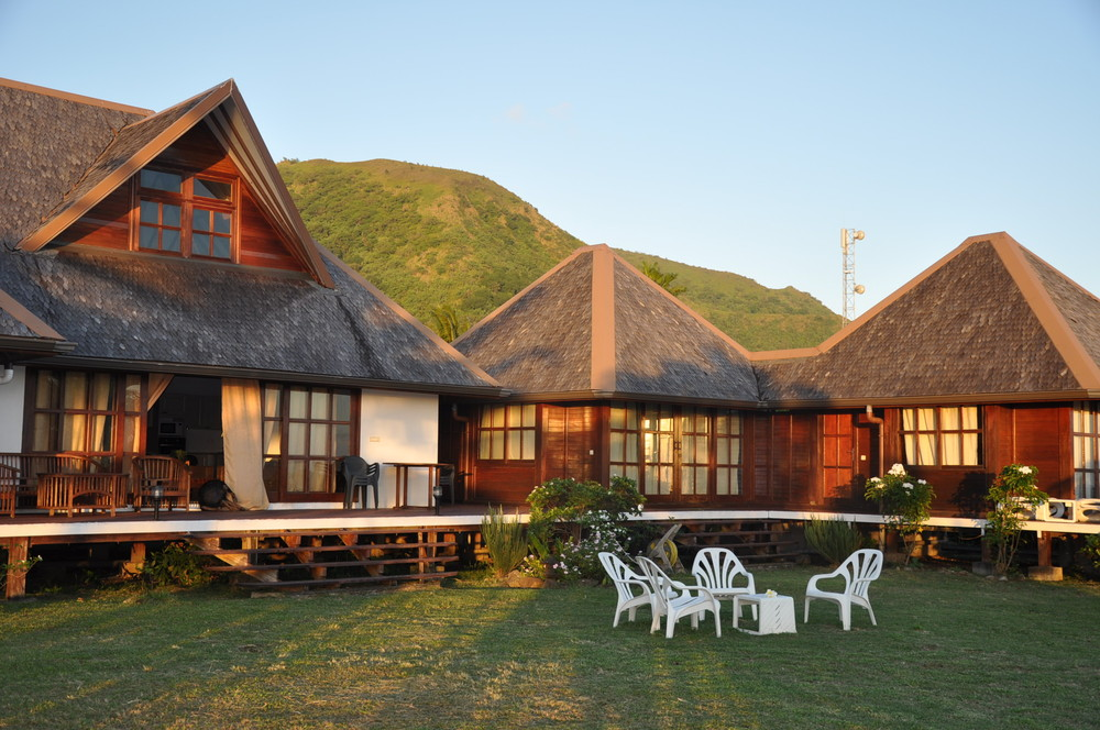 location maison tahiti