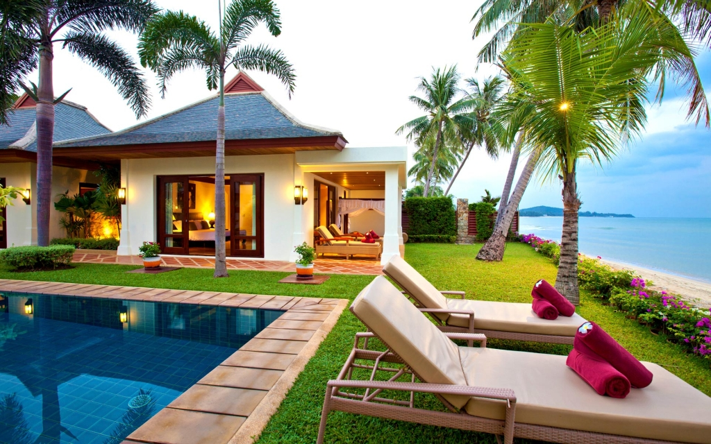 location maison thailande