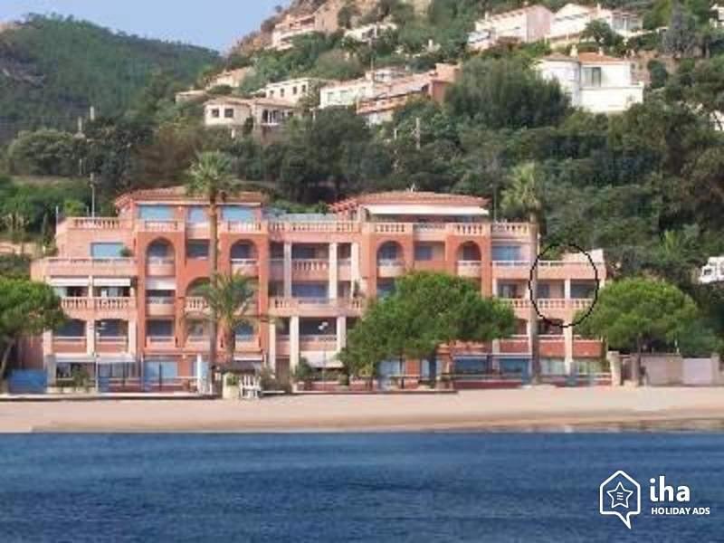 location maison theoule sur mer